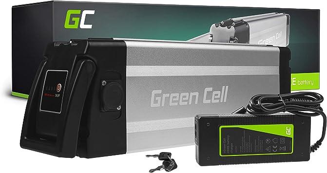 GC® Bateria Bicicleta Electrica 48V 18Ah Silverfish Li-Ion E-Bike ...
