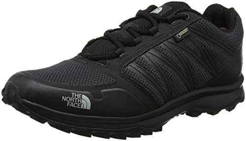 The North Face Men's Litewave Fastpack Gore-Tex Low Rise Hiking Boots, Black  (