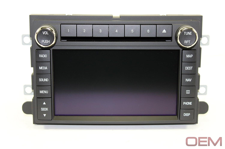 Ford Navigation Gps Radio Sync F150 F250 F350 2011 F 250 Wiring Diagram Edge Escape Expedition Explorer Automotive