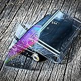 SONY Walkman NW WM1Z/WM1A ケース+ガラスフィルム セット wm1aケース wm1zケース nw-wm1a/nw-wm1zガラスフィルム TPU背面カバー ソフト 保護カバー 透明 ガラス 液晶保護フィルム 全面保護 クリア