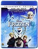 Frozen (Collector's Edition) [Blu-ray + DVD + Digital Copy]  (Bilingual)