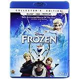 Frozen(Blu-ray+DVD)北米版 2014 [Import]