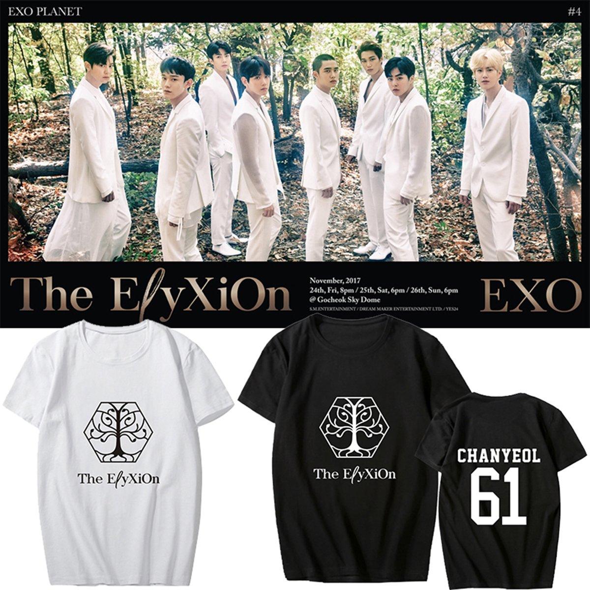 Amazon Kpop Exo Four Tour Album The War Same Style Short