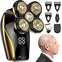 Deals on Paitree Head Shavers for Bald Men with LED Display