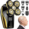 Paitree Floating Head Electric Shaving Set with LED Display