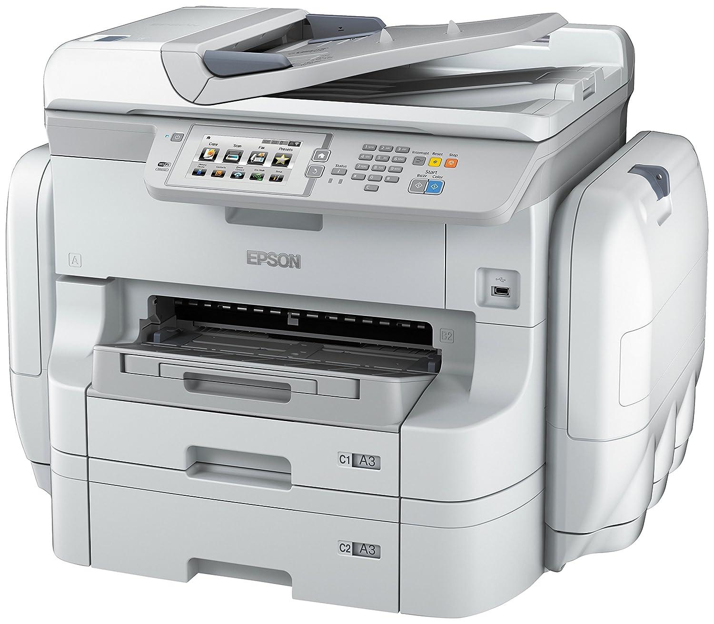 EPSON WORKFORCE PRO WF-8590DWF multifonction Recto Verso A4 et A3+ Epson - Business Inkjet C11CD45301