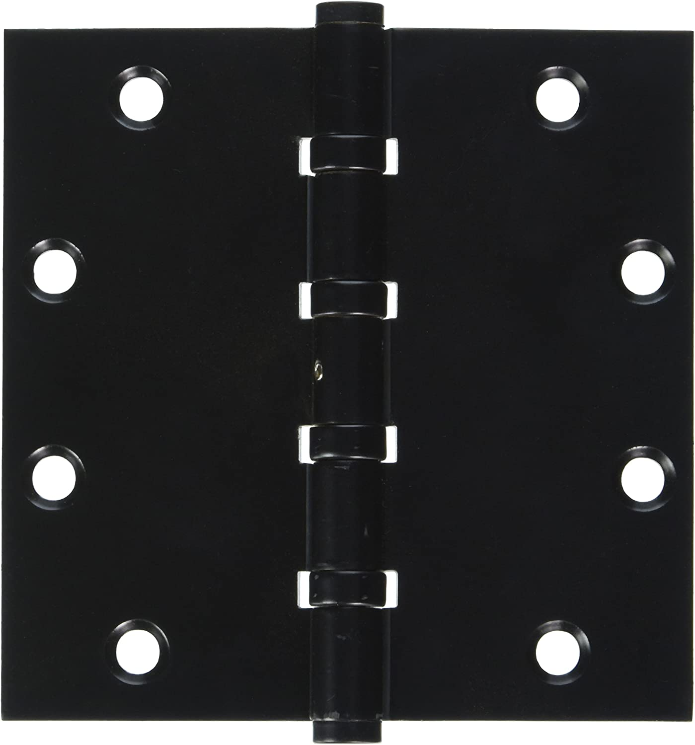 Deltana DSB55NB19 Solid Brass 5-Inch x 5-Inch Square Hinge