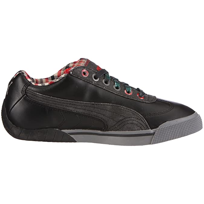 Puma 303321 05 Speed Cat 2.9 LJ, Unisex - Erwachsene Sneaker, Schwarz (black -black-barn red), EU 47, (UK 12): Amazon.de: Schuhe & Handtaschen