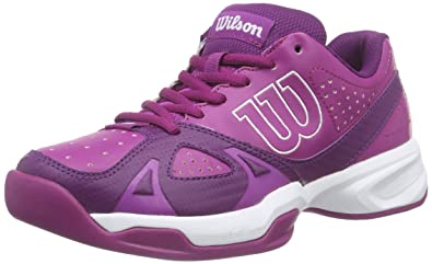 big sale a4334 ee2fa Wilson RUSH OPEN 2.0 W, Women s Tennis Shoes, Multicolor - Mehrfarbig  (AZALEE PINK