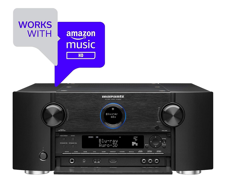 Amazon.com: Marantz av8805 13.2-channel Full 4 K Ultra HD ...