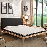 可奈尔/KOALLAR 泰国进口天然乳胶床垫 榻榻米床垫 双人床垫 床褥 薄垫 R5 1.8*2米