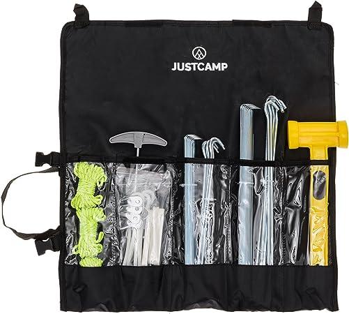 JUSTCAMP Griffin Kit de Accesorios para Tiendas