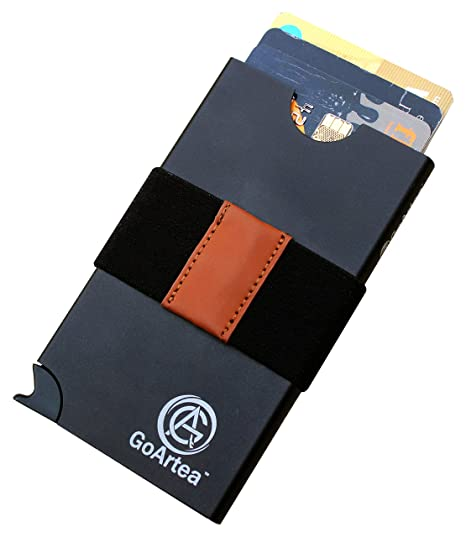 smart wallet card holder
