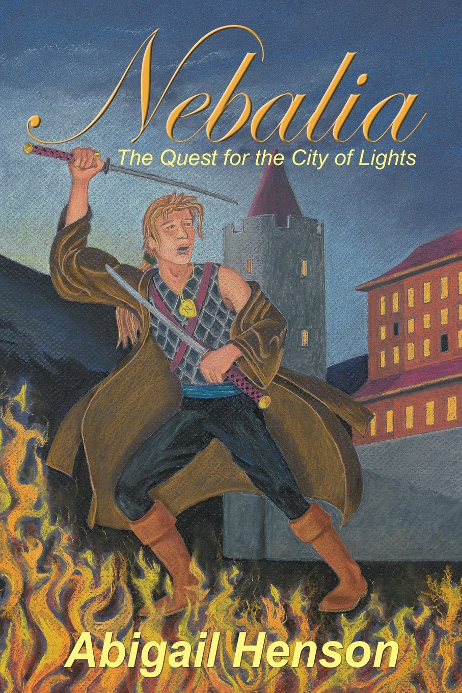 Read Online Nebalia: The Quest for the City of Lights PDF