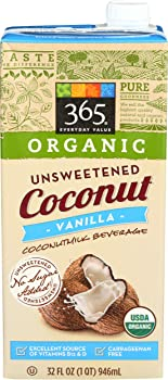365 Everyday Value Vanilla Organic Coconut Milk