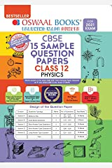 Oswaal CBSE Sample Question Paper Class 12 Physics Book (Reduced Syllabus for 2021 Exam) Kindle Edition