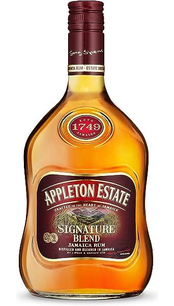 Ron Appleton Estate (1 x 0.7 l): Amazon.es: Alimentación y ...