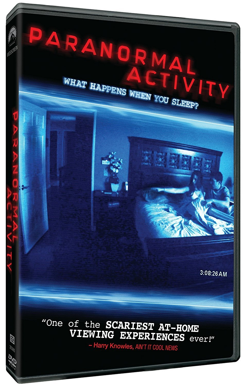 Amazon Com Paranormal Activity Katie Featherston Micah Sloat Oren Peli Oren Peli Oren Peli Movies Tv