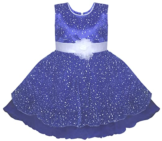 BENKILS Cute Fashion Baby Girl's Dew Drop Frock Dress for Girls' Dresses & Jumpsuits at amazon