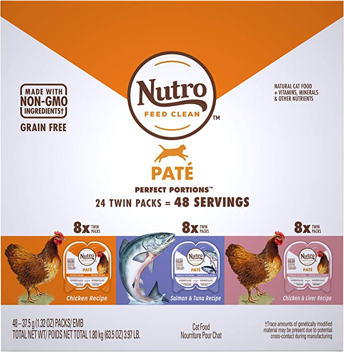 Top 9 Nutro Wet Senior Cat Food