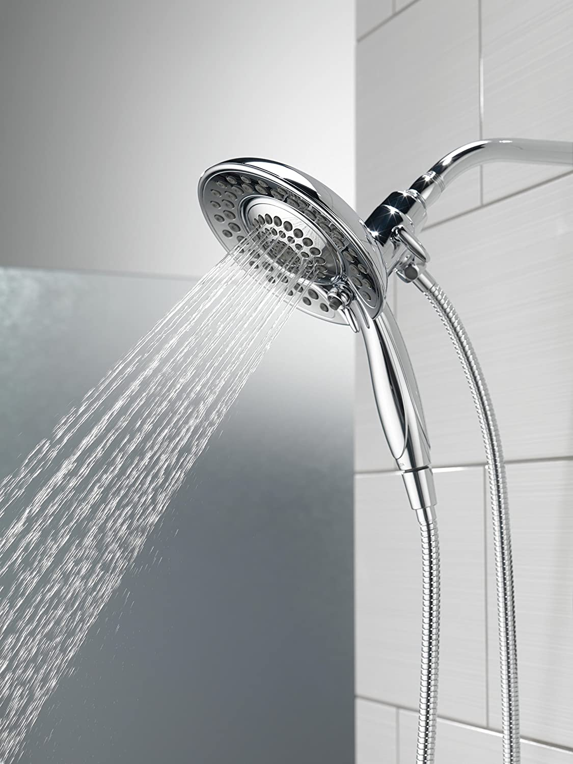 toilets bath bathroom hydrorain accessories showers showering shower faucets delta and faucet featured