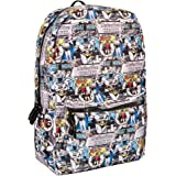 Batman Batman and Robin Comic Book Style Backpack