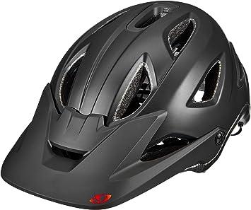 Giro Montaro MIPS 2020 - Casco para Bicicleta de montaña, Color Negro y Rojo: Amazon.es: Deportes y aire libre