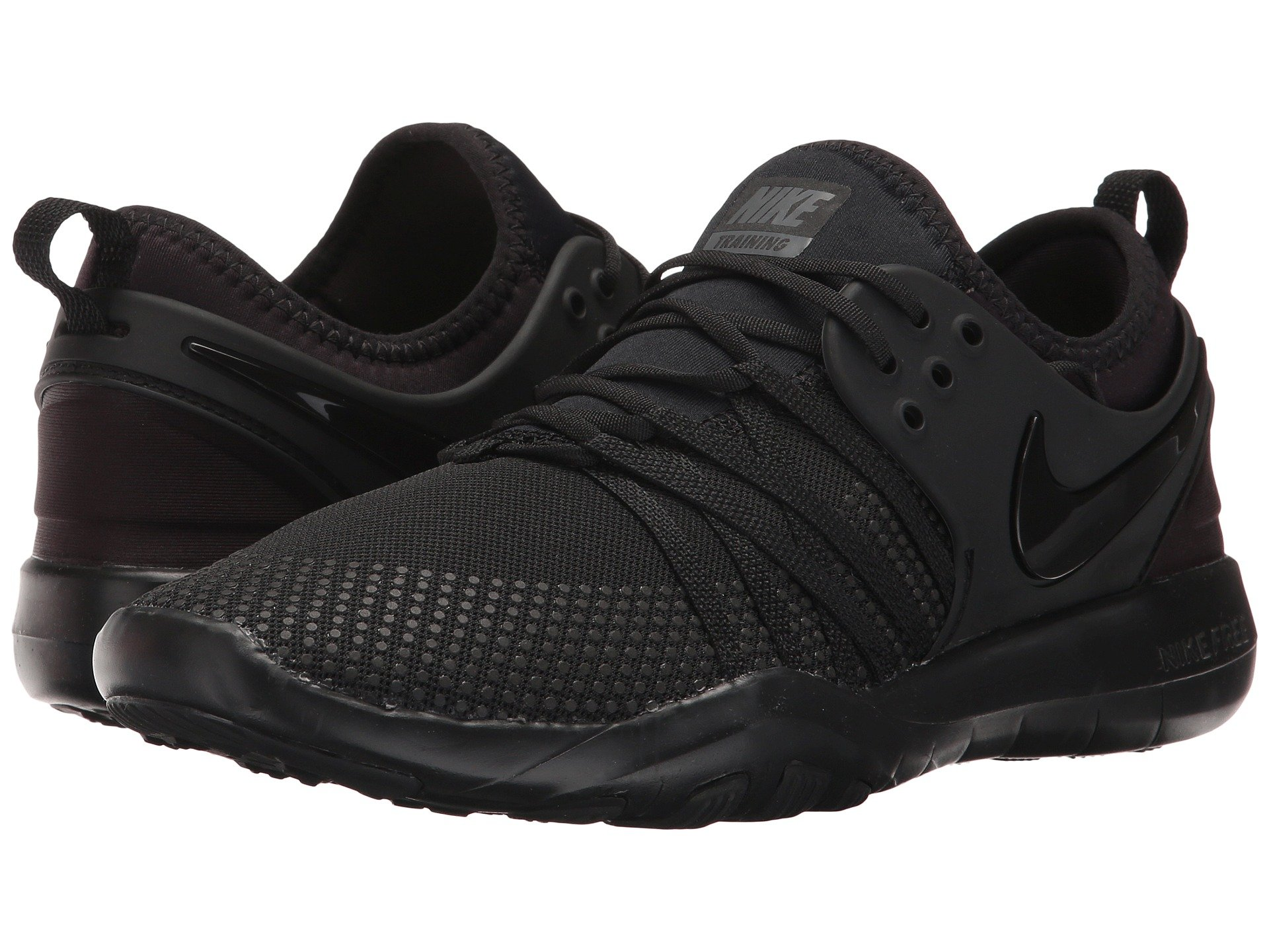 san francisco 999d4 f9d71 Galleon - NIKE Womens WMNS Free TR 7, BlackBlack-Dark Grey,