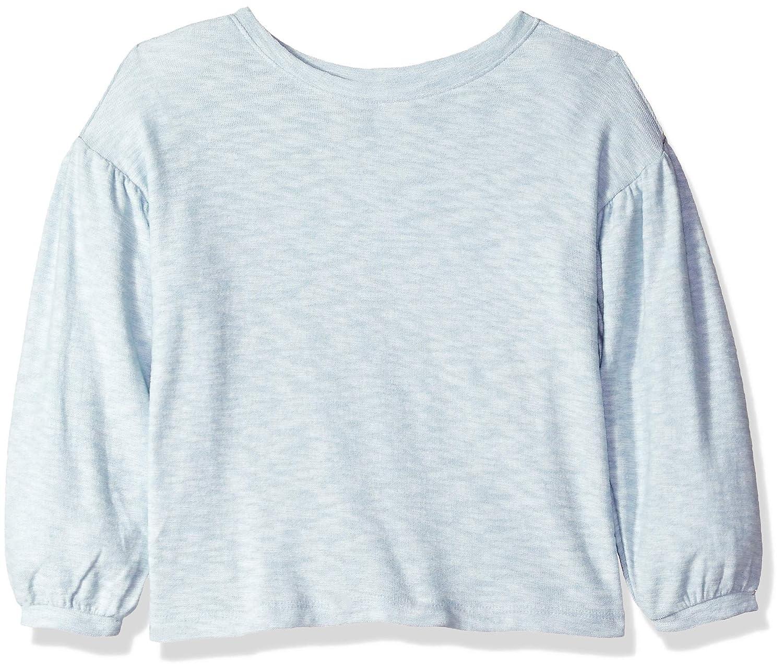 Crazy 8 Girls Big Long Sleeve Drop Shoulder Knit Top