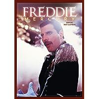 Freddie Mercury 2021 Calendar - Official A3 Wall Format Calendar