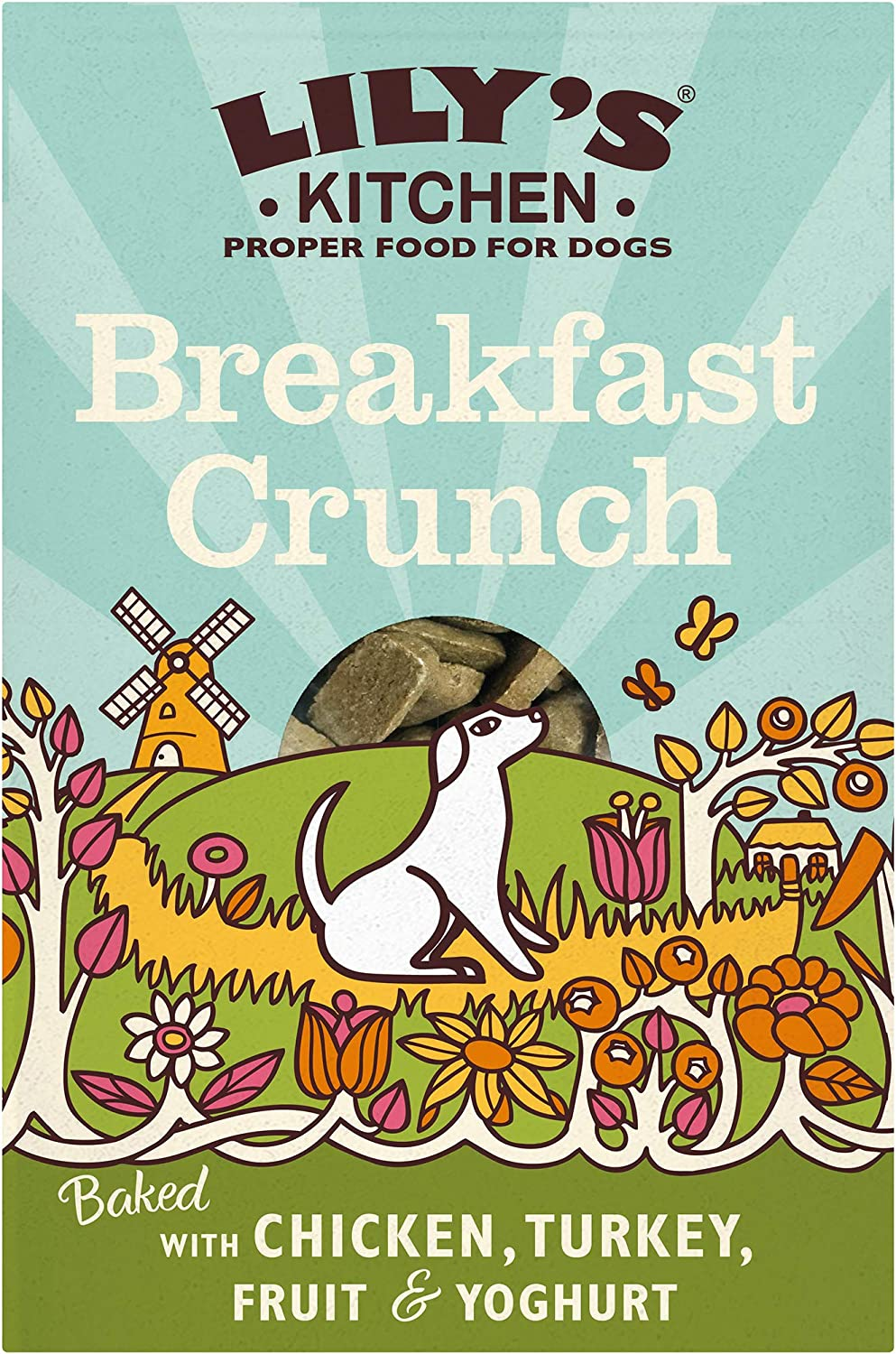Lily's Kitchen Breakfast Crunch For Dogs 800g
