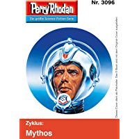 "Perry Rhodan 3096: Das Meisterstück: Perry Rhodan-Zyklus ""Mythos"" (Perry Rhodan-Erstauflage) (German Edition) book cover"