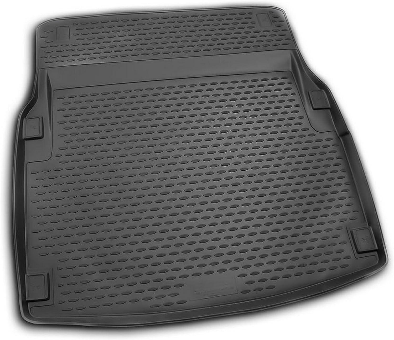 AD Tuning TM22009 Passform Gummi Kofferraumwanne schwarz rutschfest