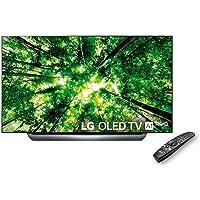 LG OLED AI ThinQ 55C8 - da 55'' - 4 K Cinema Vision, HDR, Dolby Atmos (4 K OLED LG TV, Smart TV)