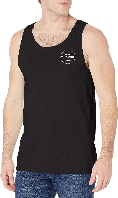 Billabong Men's Graphic Tank Top: Clothing