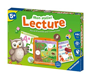 jeu educatif lecture