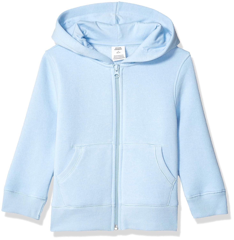 Essentials Boys Fleece Zip-up Hoodie Beb/é-Ni/ños