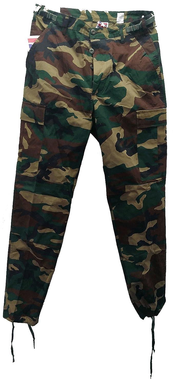 Woodland Camo BDU Field Pants Propper