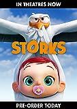 Storks (Bilingual) [2 Disc DVD + UV Digital Copy]