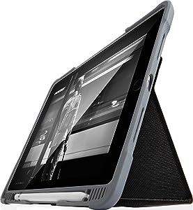 STM Dux Plus Duo, rugged case for Apple iPad Pro 9.7 6th Gen - Black( stm-222-165JW-01)
