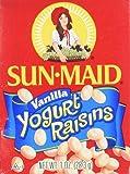 Sun Maid Vanilla Yogurt Raisins, 1 Oz