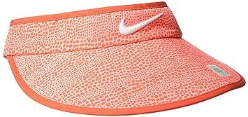 c4db0dc8f2bc3 Nike Big Bill Zebra Print Visor Gorra de Golf