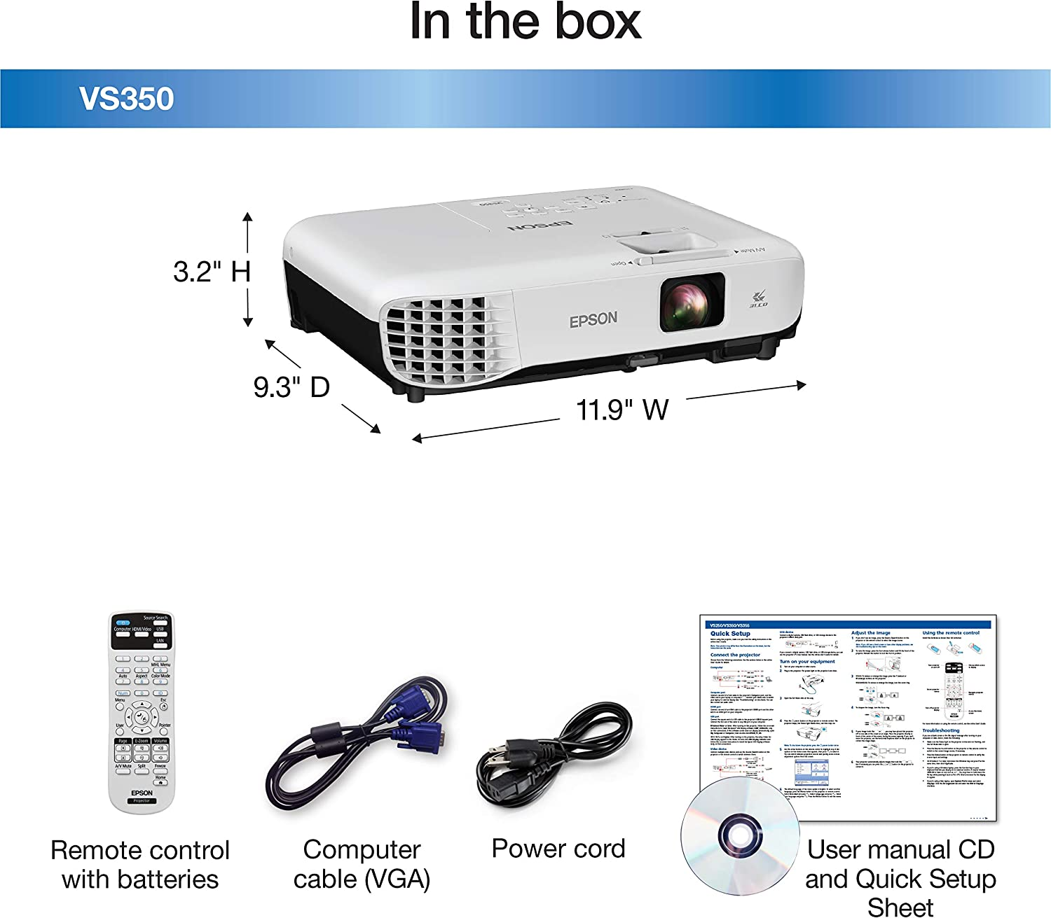 5 Best Projector for Gaming Under 500 [Guide 2021] 3
