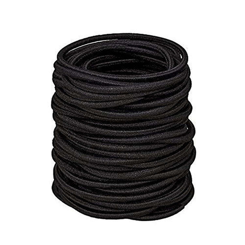 meNmy® Women's hairbands (Black) - Pack of 50