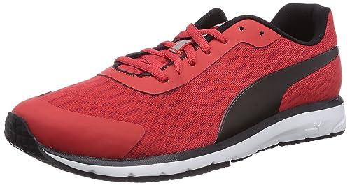 Puma Narita v3 SPEED - zapatillas deportivas de material sintético hombre, color rojo, talla 48.5: Amazon.es: Zapatos y complementos