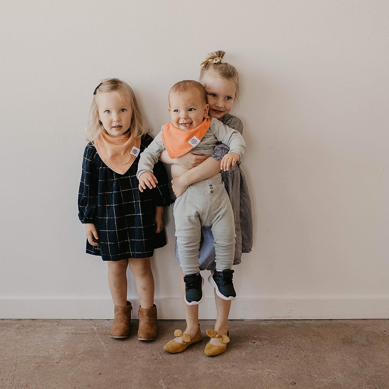 "Parker Baby Bandana Drool Bibs 8 Pack Baby Bibs for Boys, Girls, Unisex -""The Estes Set"""