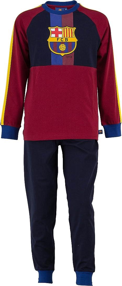 Pijama Barca – Colección oficial FC Barcelona – Talla de Niño ...
