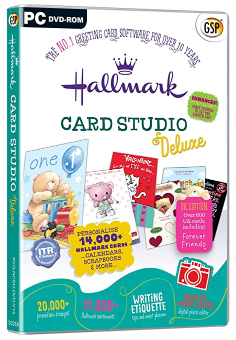Hallmark card studio deluxe download amazon software m4hsunfo