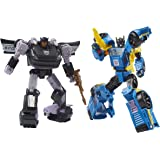 Transformers Generations War for Cybertron Galactic Odyssey Collection Dominus Criminal Pursuit 2-Pack, Amazon Exclusive, Age