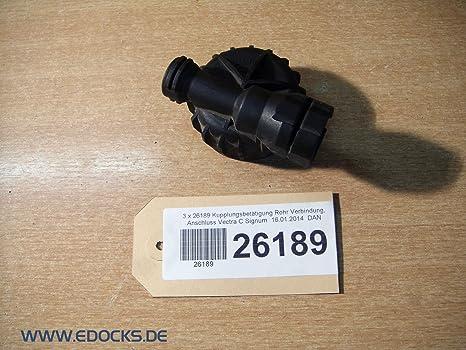 Acoplamiento pulsador Tubo Conexión Conector Vectra C Signum Opel